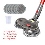 20xelectric Wet Dry Mopping Head For Dyson V7 V8 V10 V11 Replaceable Parts With