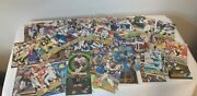 Lot 259 Football Trading Cards Assorted Players Topps Fleer Rookies Boss 3