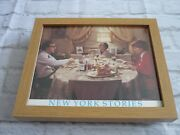 Framed Lobby Card Front House Press Promo Photo New York Stories Woody Allen