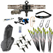 Excalibur Twinstrike Crossbow Ultimate Package - New For 2021 - Trutimber Strata