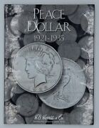 Peace Dollar Collection 27 Coins - Priced To Sell