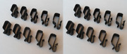 20 Sheet Metal Wire Loom Clips Pickup Chrysler Ford Gm Bel Air Gmc Truck Corvair
