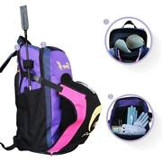 Premium Equestrian Equipment Backpack Outfit Hat Storage Bags Rucksack Gear