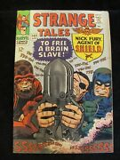 Strange Tales 143 1966 Solid Mid Grade/fnvf- Ditko/kirby Artwork Cream Pages