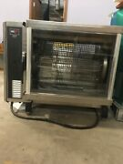 New Bki Dr34 Commercial Counter Top 3 Phase Electric Rib/chicken Rotisserie Oven