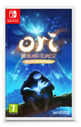 Ori And The Blind Forest Definitive Edition Nintendo Switch Neuf