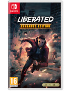 Liberated Enhanced Edition Switch Just Limited Neuf Sous Bliste