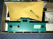 Pc Penn Central Wide Vision Caboose Athearn Kit Nos Mint New