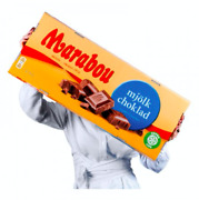Marabou Mega Box Finest Milk Chocolate Made In Sweden The Perfect Gift For Kids