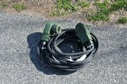Nato Military Slave Cable 20and039 Long Nsn 2590-00-148-7961 New No Box Hmmwv