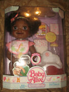 Baby Alive Learns To Potty - New Sealed Box