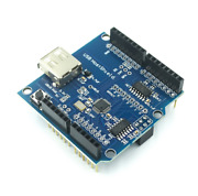 Usb Host Shield 2.0 Compatible With Arduino For Android Adk Support For Uno Mega