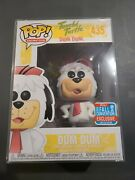 Funko Pop Touche Turtle Dum Dum 435 2018 Nycc Exclusive Figure With Protector