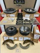 2016-2021 Toyota Tacoma Oem Front And Rear Brakes Rotors Drums Shoes Pads And Shims