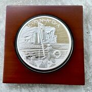 2014 10 Oz .9999 Fine Silver Coin 100 - Declaration Of Wwi 100 Year Anniversary