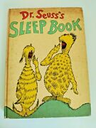 True First Edition 962 's Sleep Book Hardcover Excellent Condition