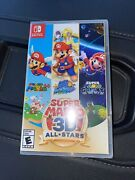🔥super Mario 3d All-stars - Nintendo Switch Discontinued Game 🔥