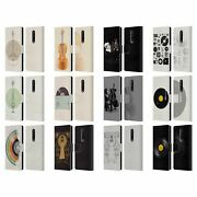 Official Florent Bodart Music Leather Book Wallet Case For Blackberry Oneplus