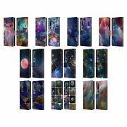 Official Cosmo18 Space Leather Book Wallet Case Cover For Xiaomi Phones