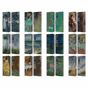 Official Masters Collection Paintings 2 Leather Book Case For Xiaomi Phones
