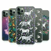 Official Micklyn Le Feuvre Animals 2 Soft Gel Case For Apple Iphone Phones