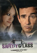 Safety Glass Dvd, 2009 Hilary Duff And Steve Coogan, Canadian Import