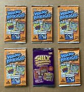 Lot Of 5 Wacky Packages Series 9 2012 Topps +1 Tse Silly Supermarket Sealed