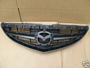 09 10 11 12 Mazda 6 Front Grill Grille Original Cover P/n Gs3l50712 Oem