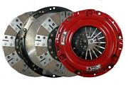 Mcleod 6435825 Rst Twin Power Pack Clutch Kit For 11-17 Ford Mustang 5.0l Coyote
