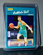 Lamelo Ball 2020-21 Panini Nba Instant 3 Rated Rookie Retro Card 1/3558