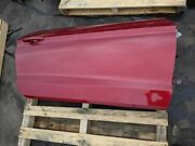 2015-2017 Ford Mustang Gt Ecoboost Passenger Rh Door Assembly W/ Glass Oem