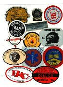 Lot Of 35 All Are Southeast Virginia Coal Coand039s Coal Mining Stickers 1074