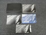 2005 Chrysler Crossfire Coupe Convertible Owner Operator Manual Set Srt6 Limited