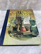 The Cultural Library W/ Encyclopedic Index Famous People Of All Time Volume 9