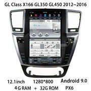 Car Multimedia Player Stereo Radio Android For Mercedes Benz Gl Class X166 Gl350