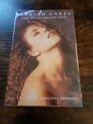 New 2020 Mariah Carey-here We Go Around Again/loverboy-japanese Import Cassette