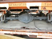 Rear Axle 4wd Chassis Cab Single Wheel Axle 4.44 Ratio 2014-2017 Dodge Ram 3500
