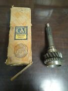 Nos Gm 59-61 Chevy Gmc Truck 4 Speed Transmission Main Drive Clutch Gear