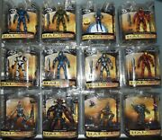 Mcfarlane Halo 3 Series 1 2008 - Full 12 Action Figure Collection Unopened