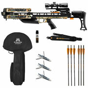 Mission Sub-1 Xr Crossbow Hunter Package - Realtree Edge - New