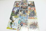 Justice Society Of America Lot Of 10 Comics Dc