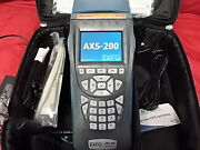 Exfo Axs 200/620 Adsl2 + Network Triple-play Test Set Copper Tester