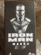 Hot Toys Iron Man Mark 2 Ii 1.0 1/6 Chest Only Vip Gifts Parts Not Included Head