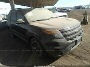 Driver Rear Side Door Electric Privacy Tint Glass Fits 11-19 Explorer 388910
