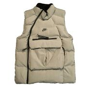 New Nike Tech Pack Down Fill Vest 928909-004 Sz Small 200 Retail