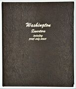 Washington Quarters Collection Full W/proofs 1932-1991 158 Coins