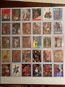 Basketball Card Lot 30 Scottie Pippen Basketball Cards Collection Inserts