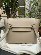 Celine Micro Belt Bag In Light Taupe Excellent Condition