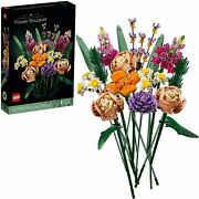 Lego Botanical Collection Flower Bouquet 10280 New Fast Shipping In Hand