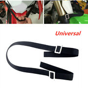 Motorcycle Motorbike Rescue Strap Pull Belt Tow Rope Dirt Pit Bike Accessories